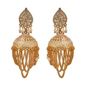 Gifts for women Ethnic Indian Jhumkis