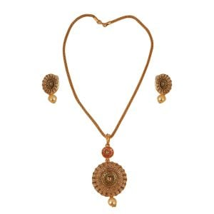 Gifts for women Ethnic Necklace Set